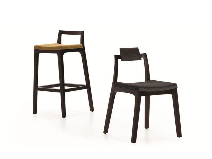 Lara chair and bar stool