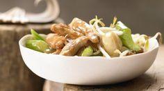 Rezept: Hähnchen auf chinesische Art