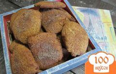 Фото рецепта: «Печенье с имбирем и корицей»