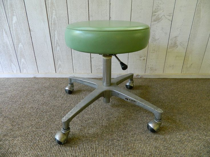 rolling stool adjustable height 2