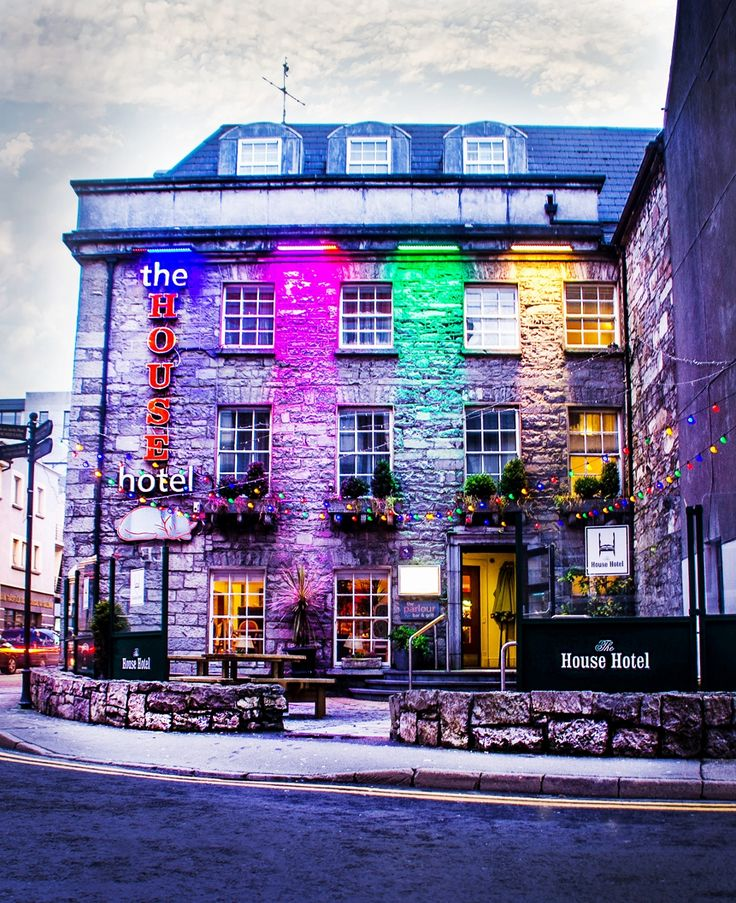House Hotel In Galway Ireland Pinterest And