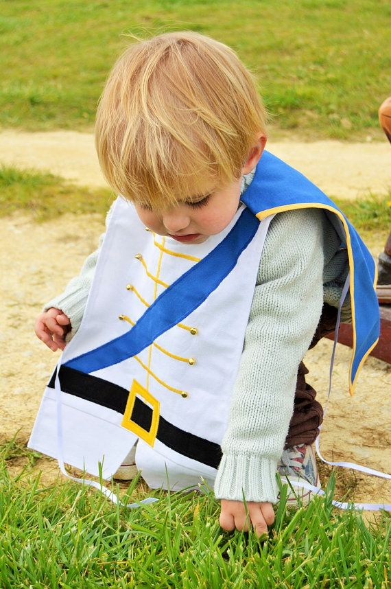 how to make prince dress