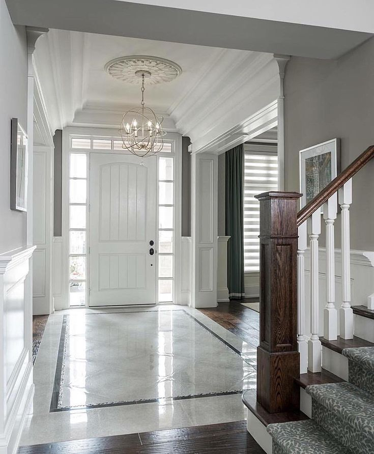 Foyer Stone Design : Best ideas about entry foyer on pinterest