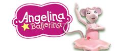 Angelina Ballerina Videos and GAMES for Kids - Angelina Ballerina Games & Crafts