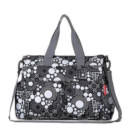 Fashion Print Mummy Shoulder Bag