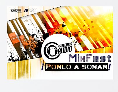 """Check out new work on my @Behance portfolio: """"MixFest - Digital Marketing"""" http://be.net/gallery/37804669/MixFest-Digital-Marketing"""