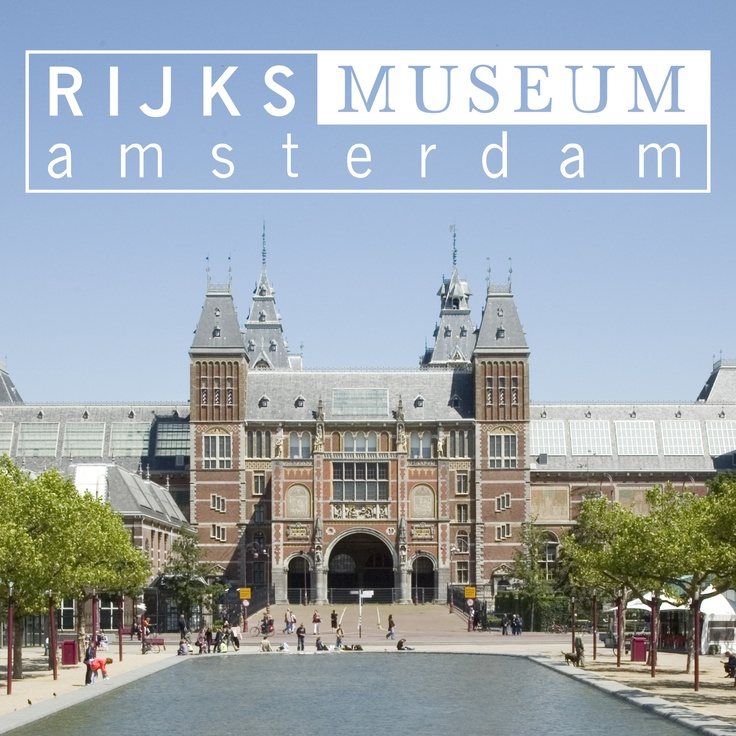 Rijksmuseum Amsterdam #NL | The Rijksmuseum is the Museum of the Netherlands, Amsterdam. Home of Rembrandt & Vermeer.