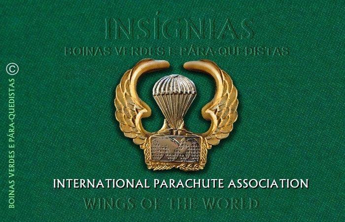 INTERNATIONAL PARACHUTE ASSOCIATION