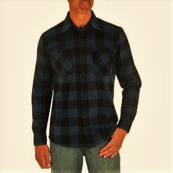 Our New Arrival Wrangler Mens But... Check it out here:  http://eden-online-boutique.com/products/wrangler-mens-button-front-fleece-warm-shirt-plaid-denim-blue-size-large?utm_campaign=social_autopilot&utm_source=pin&utm_medium=pin