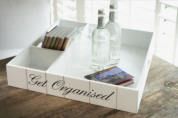 Get Organised, Riviera Maison