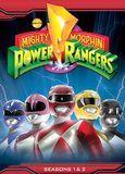 Mighty Morphin Power Rangers: Season 1 & 2 [DVD]