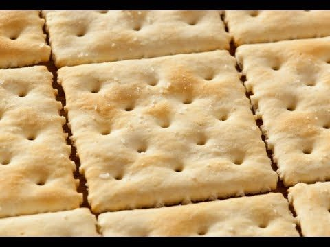 http://waysandhow.com With boxed soda crackers readily available, you may be wondering if it's really worth your while to learn how to make soda crackers fro...