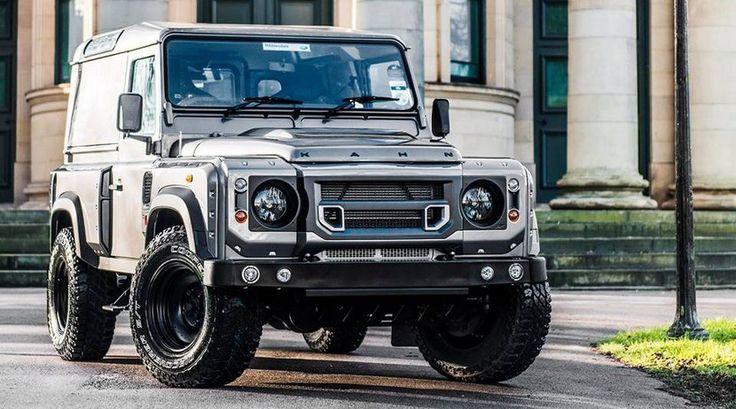 El preparador A. Kahn Design nos presenta su Land Rover Defender, una preparación que busca una mayor capacidad off road con nuevo equipo y kit estético.