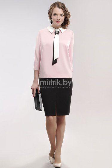Модель 1469 розово-черный Lady Secret