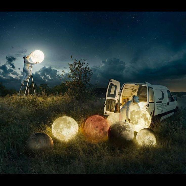 #amazing photomanipulation by Photographer Erik Johansson