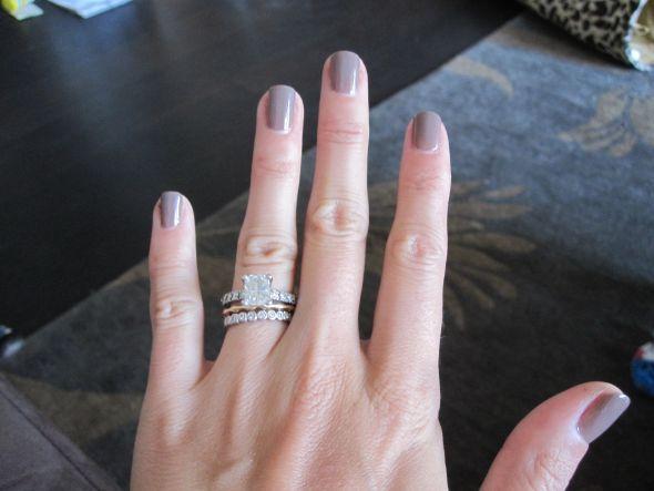 stacked rings - Pinterest Wedding Rings