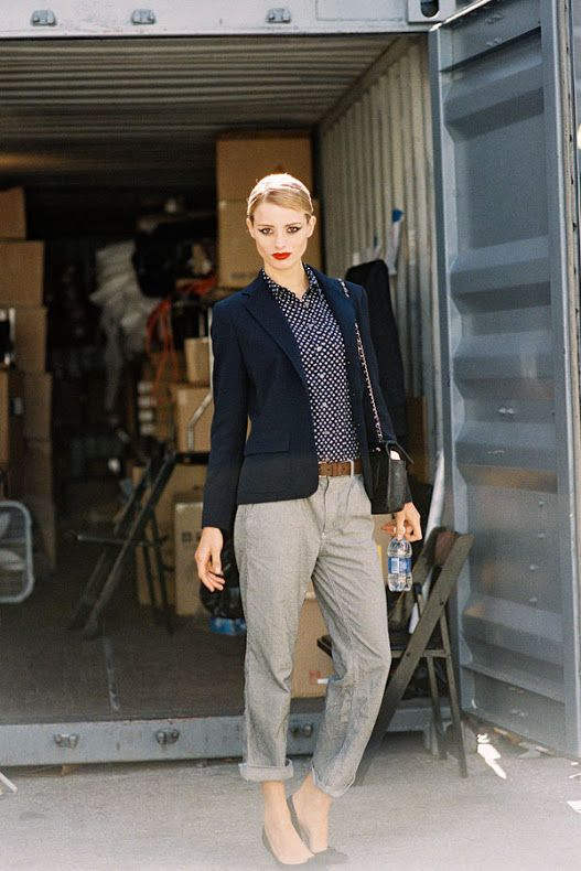 New York Fashion Week SS 2013