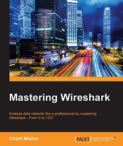 Hacking Books: Mastering Wireshark by [Mishra, Charit]