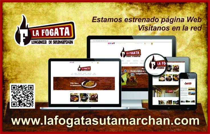 Ahora en la Red: www.lafogatasutamarchan.com