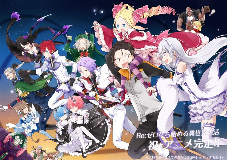 Anime Re:ZERO -Starting Life In Another World-  Emilia (Re:ZERO) Beatrice (Re:ZERO) Felt (Re:ZERO) Rem (Re:ZERO) Ram (Re:ZERO) Felix Argail Subaru Natsuki Rom (Re:Zero) Crusch Karsten Petelgeuse Romanée-Conti Ferris (Re:ZERO) Chin (Re:ZERO) Julius Euclius Elsa Granhiert Kan (Re:ZERO) Wilhelm Van Astrea Otto Suewen Reinhard Van Astrea Re:Zero Wallpaper