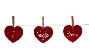 Learning Italian - The meaning of Ti Voglio Bene / I Love You