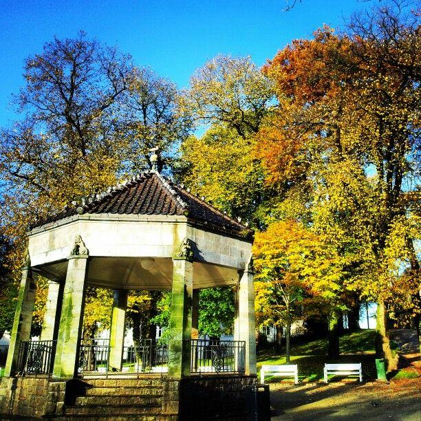 Stavanger during autumn