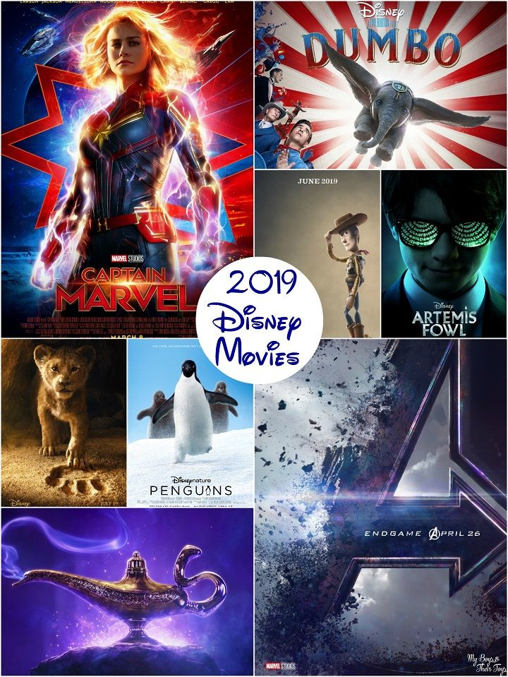 The 2019 Disney Movies List Disney movies, Dreamworks