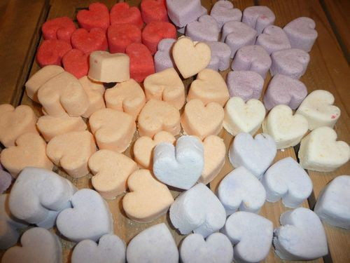 Heart Bath Bombs - eBay
