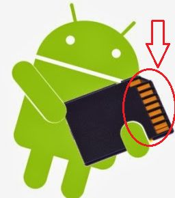 Cara Memperbaiki SD Card Tidak Terbaca Di HP Android >> http://androoms.blogspot.com/2015/04/cara-memperbaiki-sd-card-tidak-terbaca.html