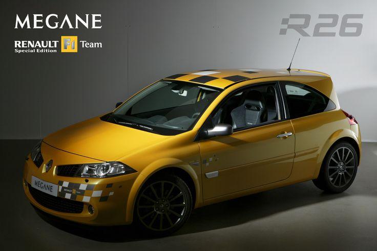 Renault Mégane II Renault Sport F1 Team R26 (2006)                                                                                                                                                                                 Plus
