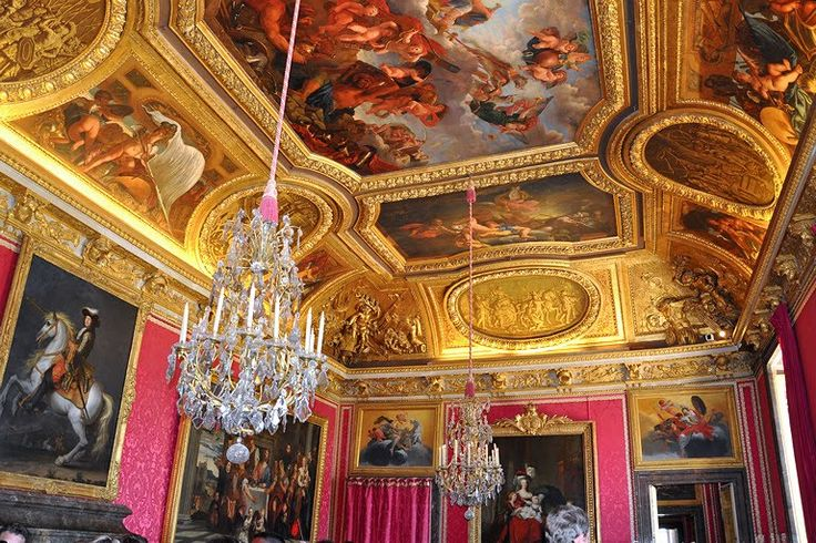 Salon de Mars, The Versailles Palace