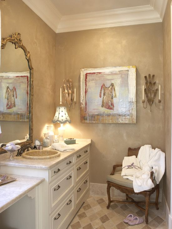Faux Glaze Finish Design Pictures Remodel Decor And Ideas Bathrooms Pinterest