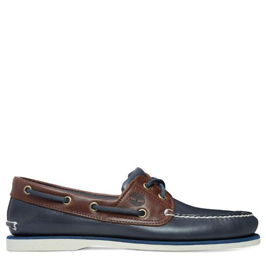 Shop Men's Classic Boat Shoe today at Timberland. The official…