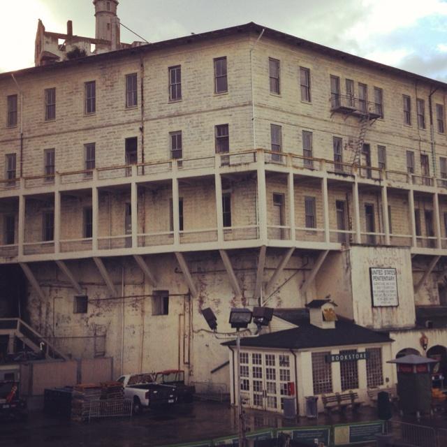 Old Abandoned Buildings, Federal Prison, Prison