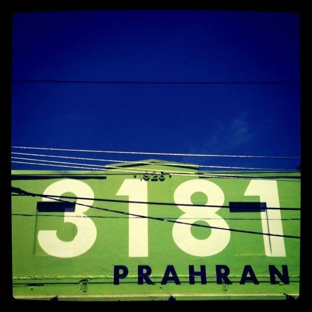 PRAHRAN vs. WINDSOR.