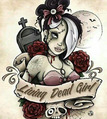 living dead girl<3