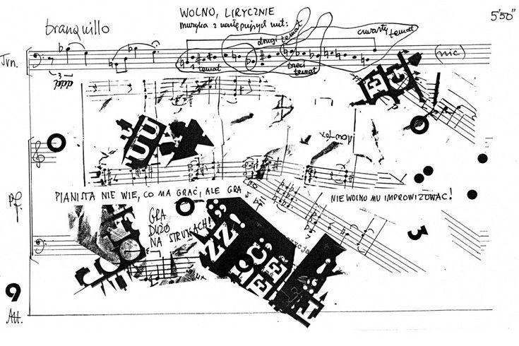 Boguslaw Schaeffer Muzykoteka Szkolna Uchosonda XIV