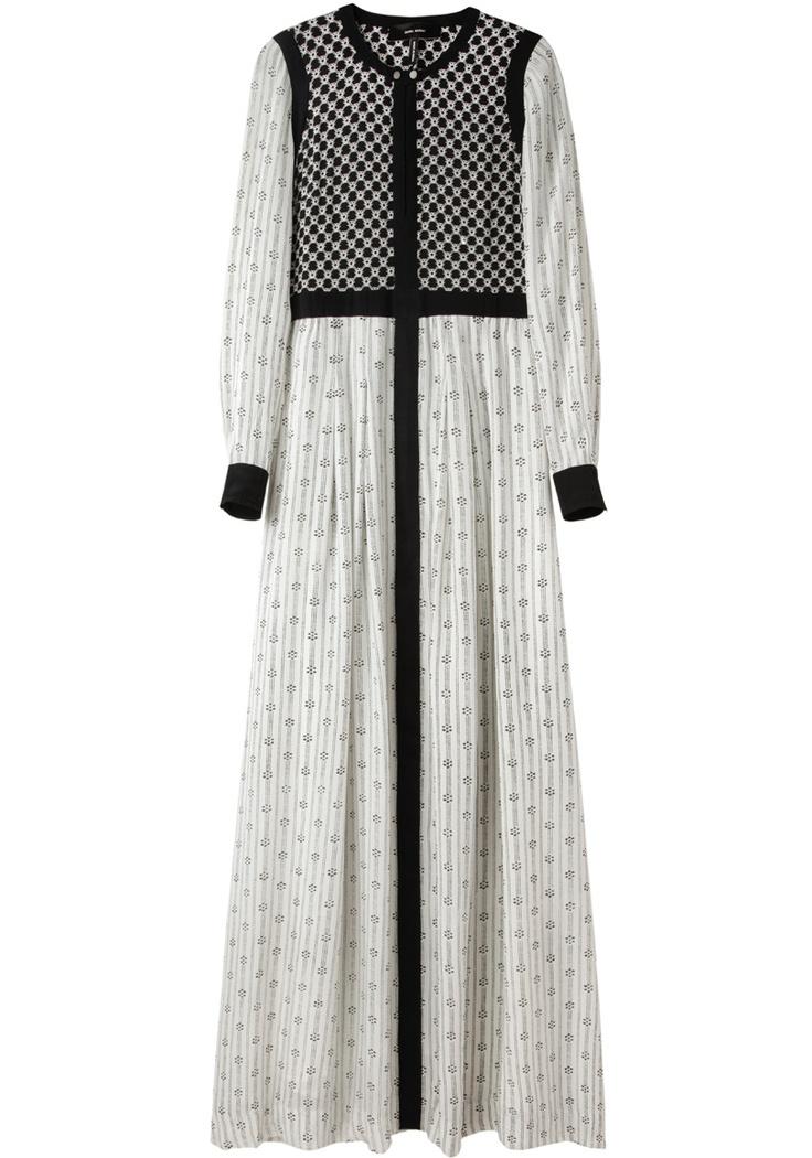 Isabel Marant / Melissande Long Dress | Isabel