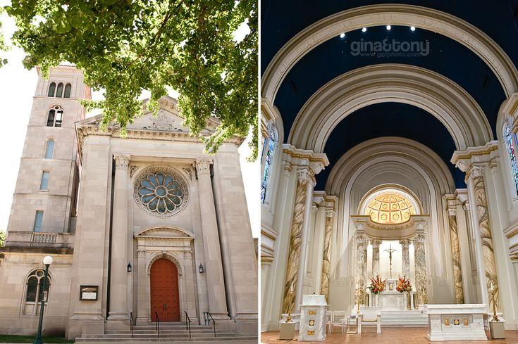 Holy Cross Catholic Church, 405 W Clark St, Champaign, IL ...