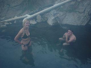 Listing of Public Hot Springs in Idaho - Natural Idaho Hot Springs