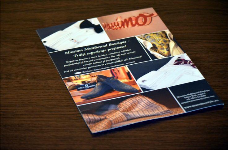 Massimo Multibrand Boutique Flyer