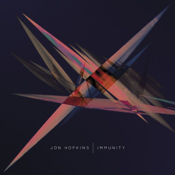 "6. ""Immunity"" by Jon Hopkins - listen with YouTube, Spotify, Rdio & Deezer on LetsLoop.com"