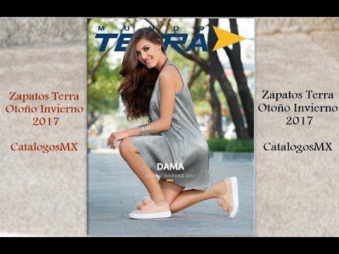 Colección de Zapatos Terra para Damas Otoño Invierno 2017. Ver Edición Oficial► http://www.catalogosmx.moda/2017/06/terra-dama-otono-invierno.html