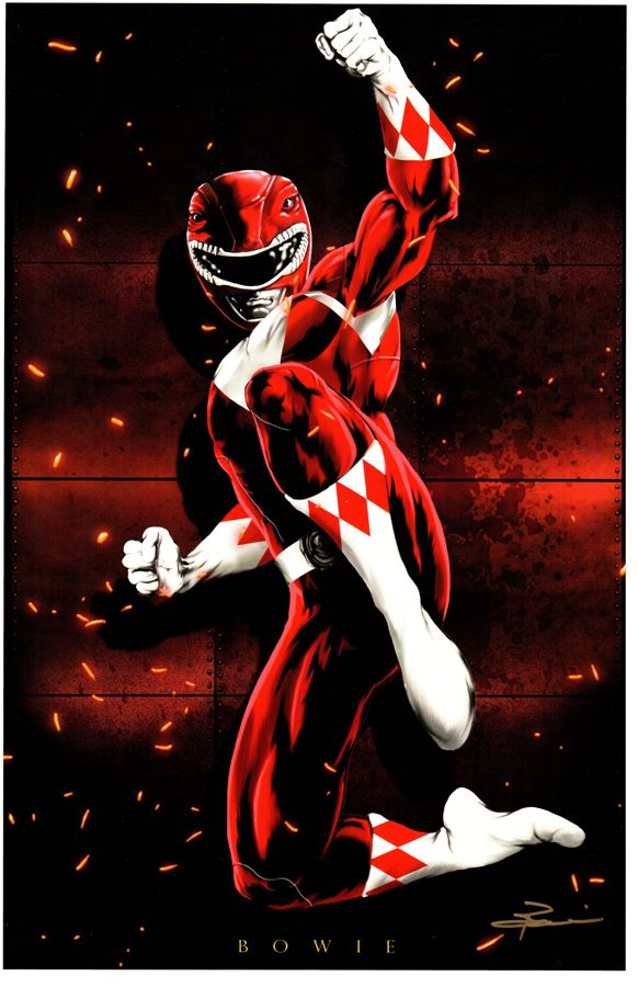Red Ranger by Damon Bowie                                                                                                                                                                                 More