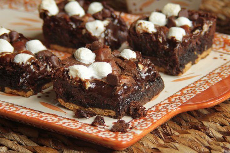 temp-tations® by Tara: Tara's Over the Top S'more Brownies Recipe
