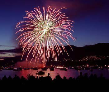 Top 5 best Fireworks Displays in California!