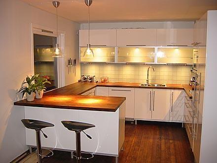 Perfekt layout for mitt kjøkken