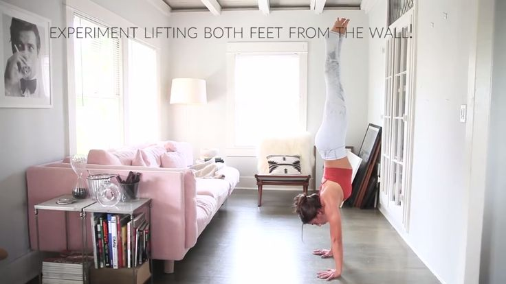 How To Finally Nail Your Handstand - C'mon you got this!