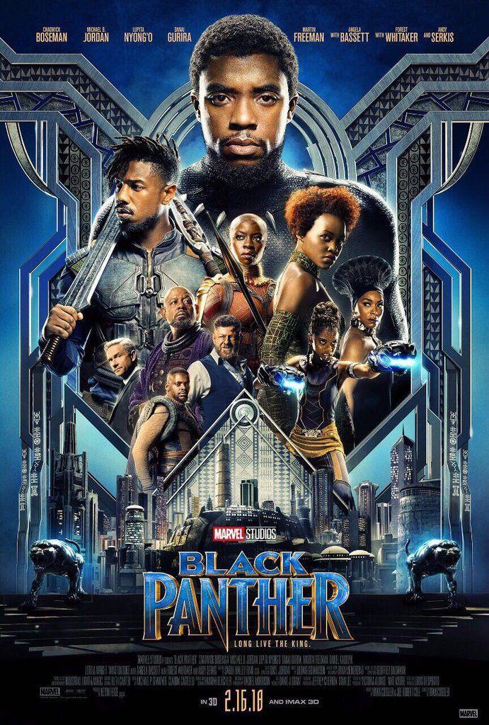 581879214341067980 Marvel Movie Posters Black Panther Movie Poster Black Panther Marvel