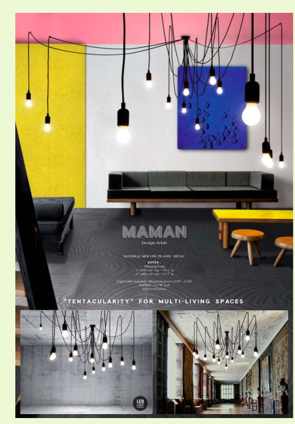 MAMAN Lights - Create your own style